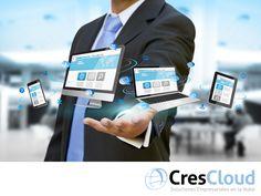 Trasnformamos el futuro de los negocios. TIPS PARA EMPRESARIOS. El Software as a Service o Software como Servicio, es un modelo en el que obtendrá licencias para usar el programa de Crescendo y acceder con un usuario y contraseña, a través de dispositivos móviles con internet. En CresCloud tenemos más de 26 años de experiencia, contribuyendo al crecimiento de las empresas. Le invitamos a consultar www.crescloud.com, para obtener más información. #CresCloud