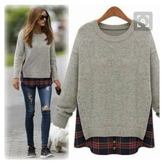 THML Sweaters - THML stitch fix sweater.