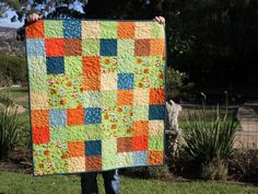 Baby Quilt for Leo Baby Quilts, Leo, Blanket, How To Make, Rug, Lion, Blankets, Baby Blankets, Baby Knitting