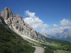 Croda da Lago - Cortina d'Ampezzo