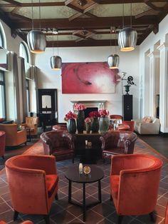 Beautiful Lobby @ The Dolder Grand, Zurich Zürich 2019