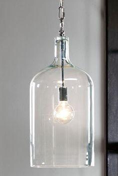 Look 4 Less: Capri 1 Light Pendant & DIY