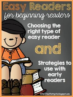 All About Easy Readers!