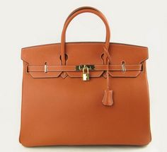 Hermès Birkin bag in tan..love :)