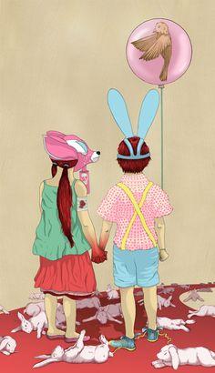 Juxtapoz Magazine - Reader Art: Devin McGrath | Reader Art