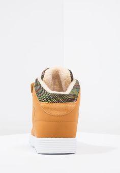 Djinn's WUNK FUR LIGHT - Sneaker high - cognac für 63,95 € (08.02.17) versandkostenfrei bei Zalando bestellen.