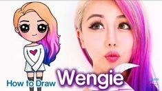 How to Draw Annie LeBlanc | Youtube Star - YouTube | Draw ...