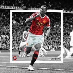 Anthony Martial. Manchester United future? Best young player? #evilreds #mufc #anthonymartial