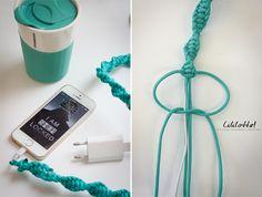 DIY Kabel-Verknotungen