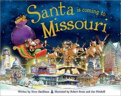 Children's Book : I would use this book as a read aloud around Christmas time. I would have students write about what Santa would see if he flew over their town/house/area. We would then read them from the author's chair and share with the class.