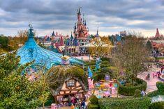 Fantasyland, Disneyland Paris by azerinn.deviantart.com on @deviantART