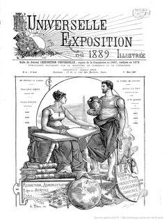 ¤ L'Universelle exposition de 1889 illustrée...