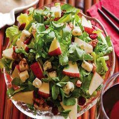 Tap's Twist on Waldorf Salad |