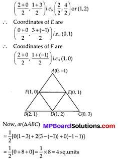 MP Board Class Maths Solutions Chapter 7 Coordinate Geometry Ex – MP Board Solutions Coordinate Geometry, Maths Solutions, Math Books, Mathematics, Boards, Math, Planks