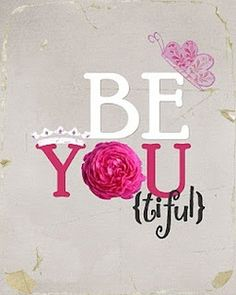be YOU tiful  #inspiring  http://www.roehampton-online.com/competition%20page.aspx?ref=4241900