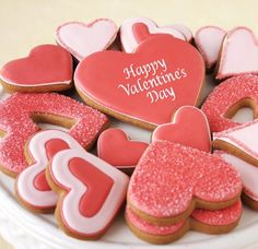 valentines day cookies Repinned By:#TheCookieCutterCompany