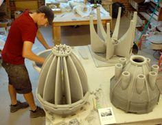 Peter Johnson studio  http://blog.nceca.net/making-better