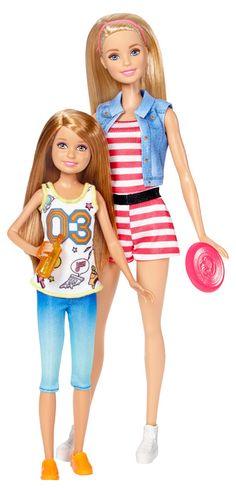 Набор кукол «Барби и Стейси» Barbie