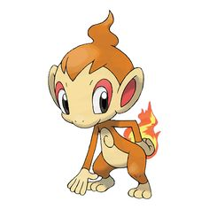 Chimchar #390