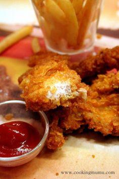 Intérieur KFC maison