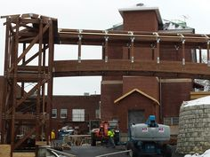 Glulam Bridges And Stair Towers Towers, Bridges, Stairs, Blog, Ladders, Tours, Stairway, Blogging, Staircases