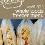 whole freezer foods and more