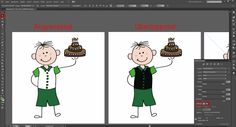 Tutorial Vektorisieren mit Illustrator (7)