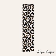 Seed Bead Patterns, Peyote Patterns, Beading Patterns, Beading Ideas, Bead Loom Bracelets, Beaded Bracelet Patterns, Bead Loom Designs, Motifs Perler, Beaded Bracelets