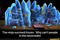 The ninja survived frozen. Why can't people in the neverrealm - iFunny :) Ninjago Memes, Lego Ninjago Movie, Funny Frozen Memes, I Ninja, Movie Memes, Disney Memes, Popular Memes, Have Fun, Give It To Me