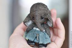 *STUFFED ~ Мишки Тедди ручной работы. Ярмарка Мастеров - ручная работа Слоняшка Полин. Handmade.
