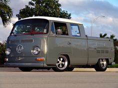 VW bullie #ValleyMotors