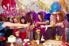 52749ebe29f4 Glitz   Glam Bachelorette Party