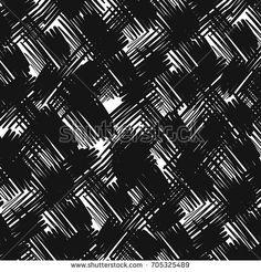 Monochrome hand drawn texture