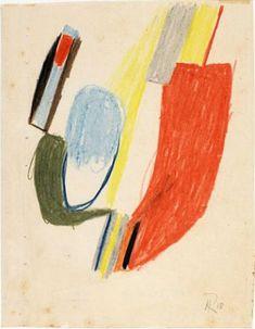 Hans Richter, Portrait de Arp, crayon de couleur sur papier , x cm Dadaism Art, Centre Pompidou Metz, Hans Richter, Hans Arp, Georges Pompidou, Francis Picabia, Alfred Stieglitz, Action Painting, Man Ray