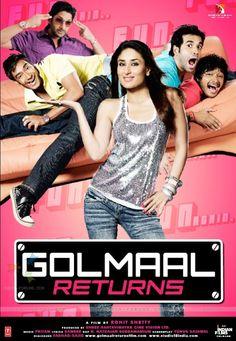 Golmaal Returns; Released On: 29-Oct-2008; Role: Ekta