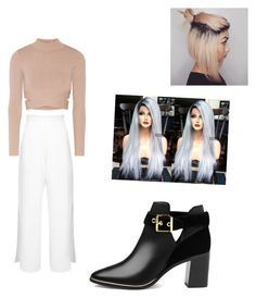 """Untitled #276"" by pyschome on Polyvore featuring Miss Selfridge, Jonathan Simkhai and Ted Baker"