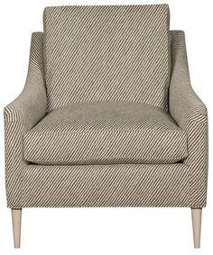 Vanguard Furniture: V963P-CH Lydia Chair