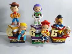 Woody, Festa Toy Store, Christmas Ornaments, Holiday Decor, Toy Story, Toy Story Birthday, Toy Store, Acrylic Box, Personalized Candles