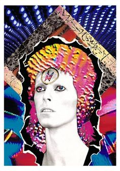 David Bowie - © MICK ROCK - 2008