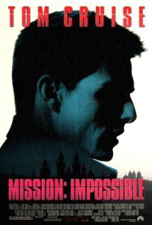 Mission: Impossible (1996) An American agent, under false suspicion of disloyalty, must discover and expose the real spy without the help of his organization.
