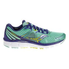 Kick your comfort up a notch with the newly upgraded Womens Saucony Kinvara 6