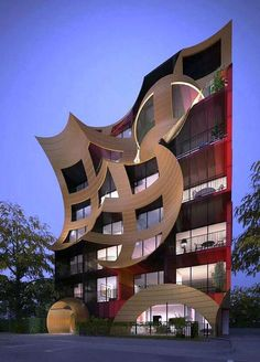 Orbis apartments in Melbourne, Australia by ARM Architecture.