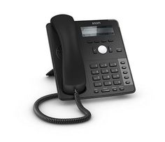 Snom SNO-D710 Business Desk 4 Line SIP Phone 3 Way Conferencing