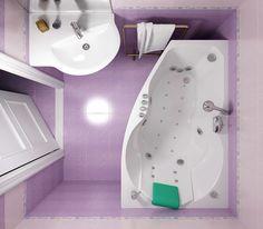 Картинки по запросу дизайн маленькой ванной комнаты с угловым умывальником