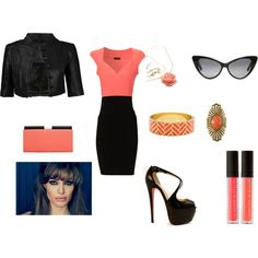 Sexy work casual..or night out., created by stephy730 on Polyvore