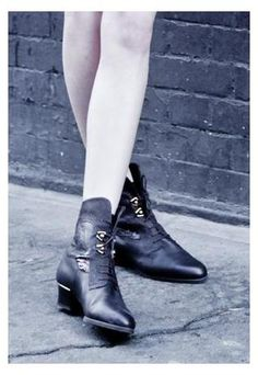 80's boots... I owned these boots!