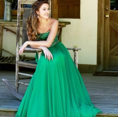 Sadie Robertson Prom Collection