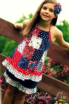 Cute for July 4th and summer in general