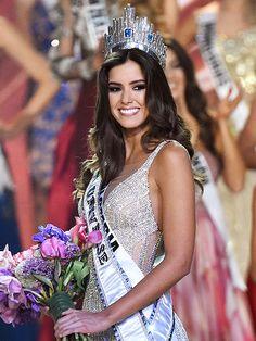 bdbd52e1c55 Miss Colombia Paulina Vega Wins Miss Universe