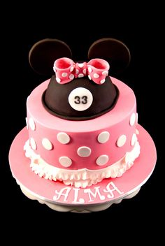 Anjanas Birthday cake disney 2 Pinterest Birthday cakes